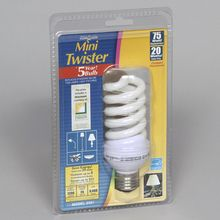 Lightbulb, Compact Fluorescent