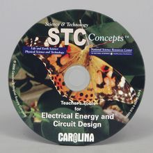 Teacher's Tools CD-ROM: Electrical Energy and Circuit Design