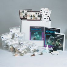 Minerals Videolab with DVD