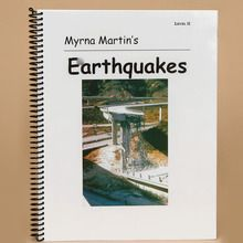 Earthquakes Activity Book