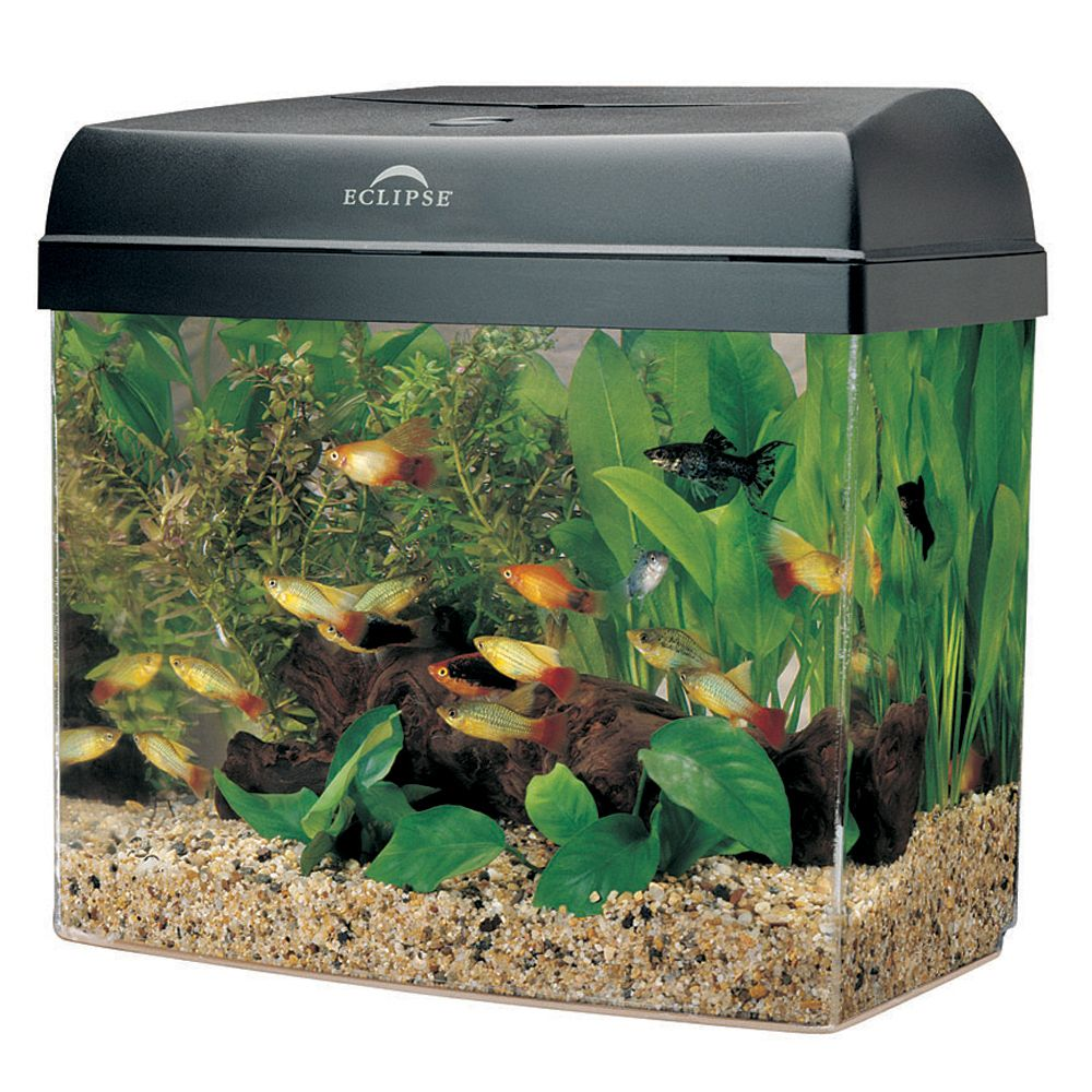 Eclipse 12 complete integrated system for Eclipse fish tank
