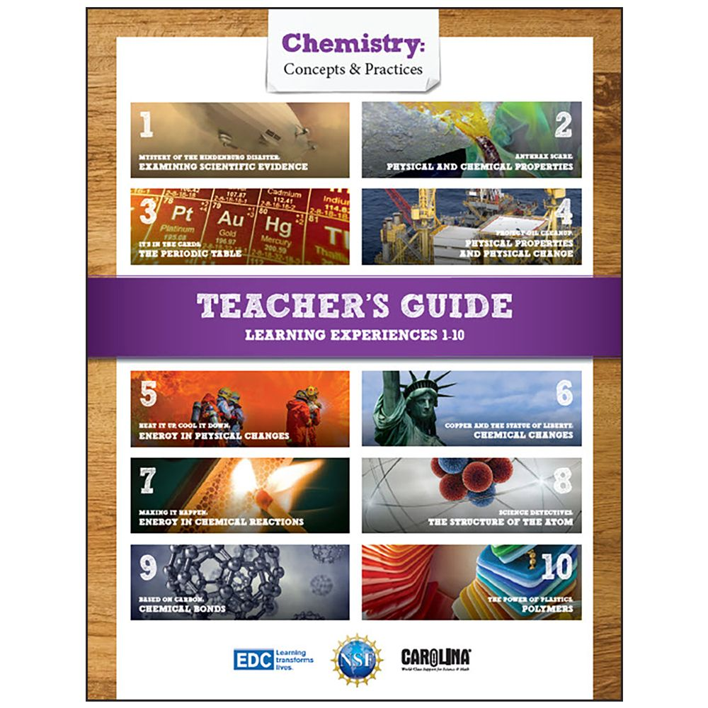 concepts of chemistry A study of the basic concepts of chemistry for students particularly interested in natural science topics to be covered include atomic and molecular structure, spectroscopy, states of matter, and stoichiometry these physical principles are applied to a variety of inorganic, organic, and.