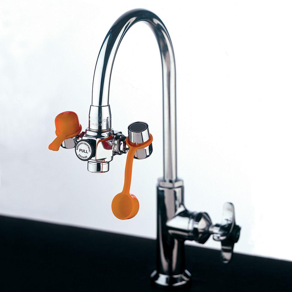 Eyewash Faucet Mount For Standard Faucet Carolina Com