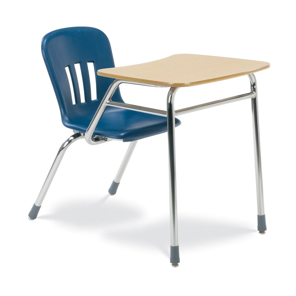 chair and desk combination