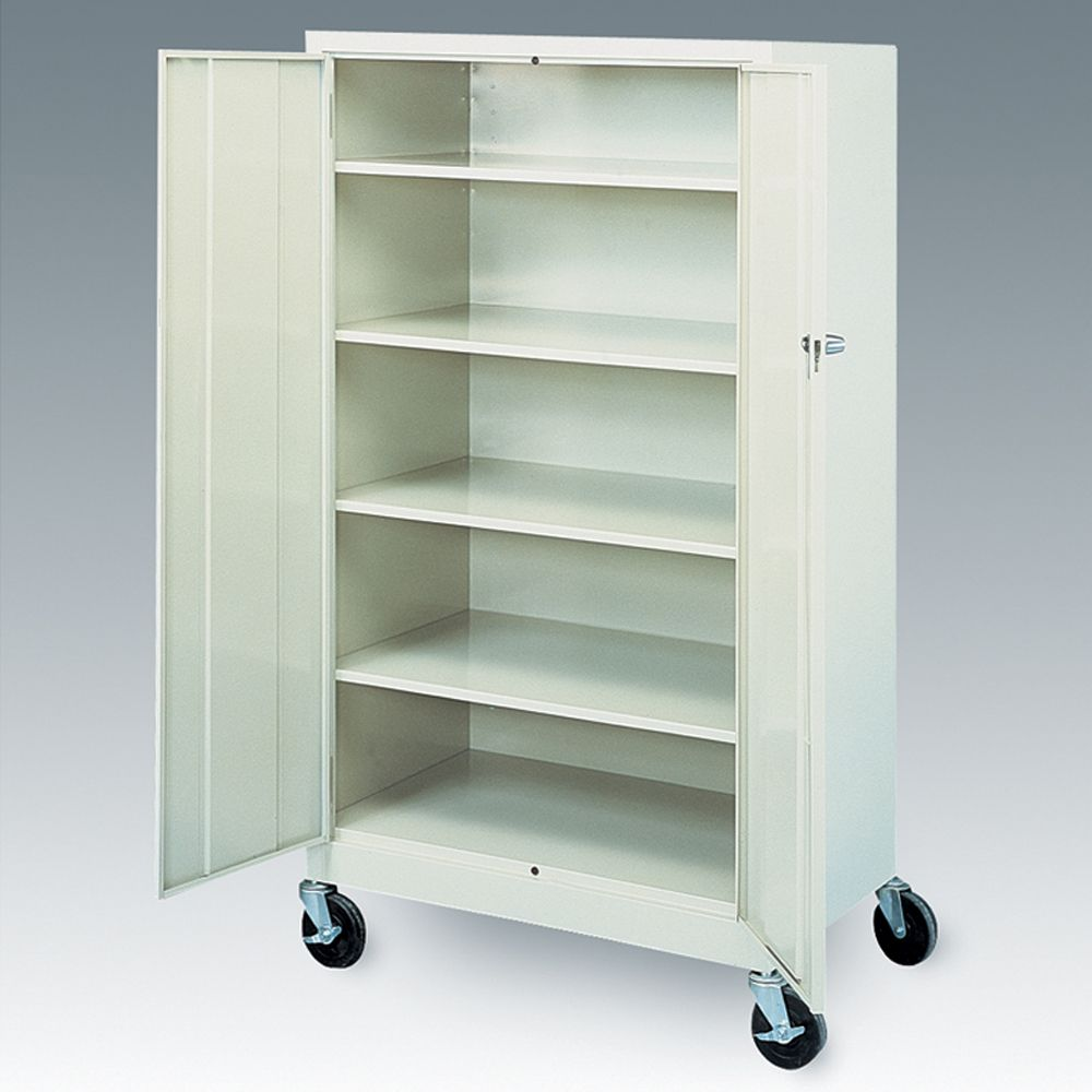 Portable Storage Cabinets : Metal mobile storage cabinets carolina
