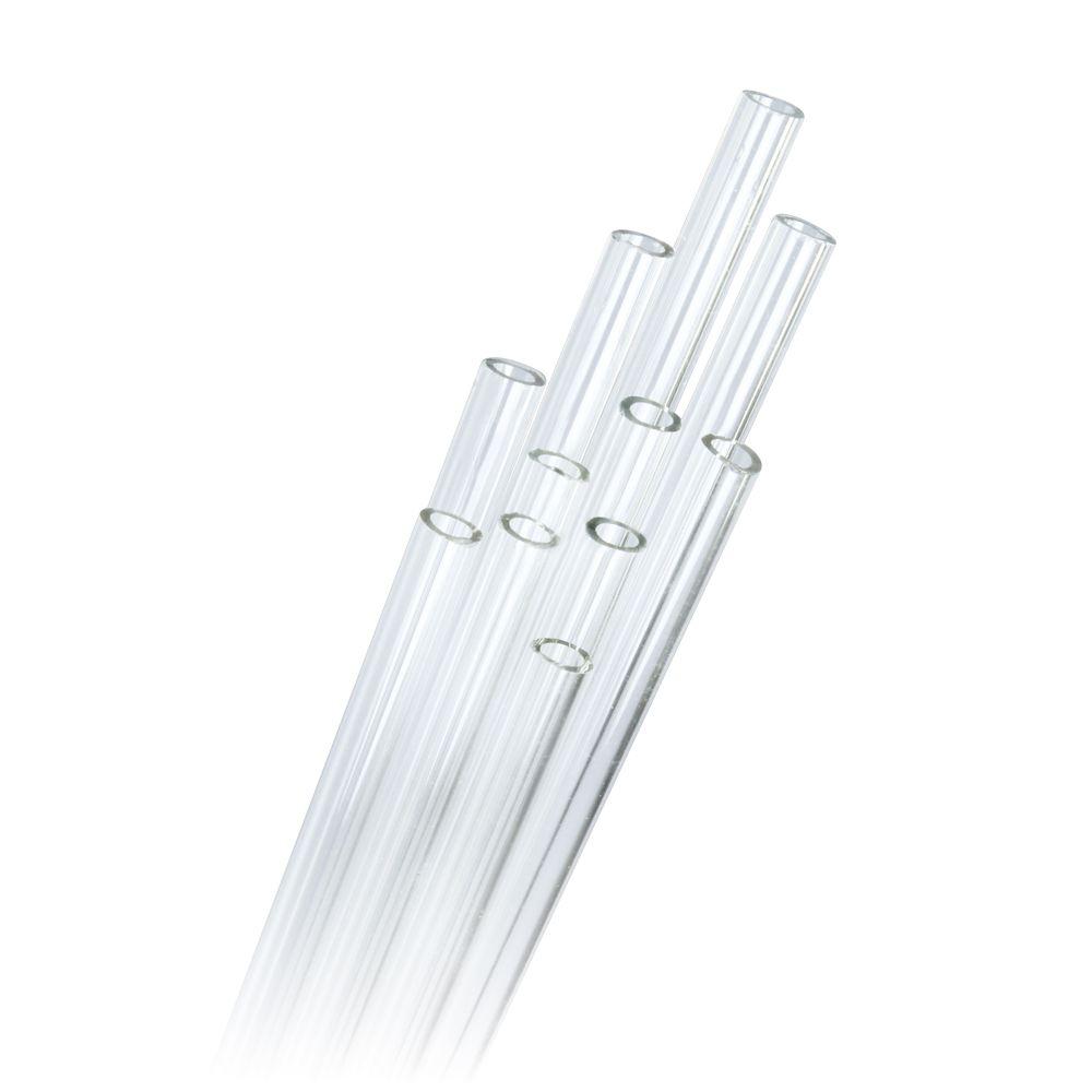 Pyrex tubing hard glass mm ft pieces lb