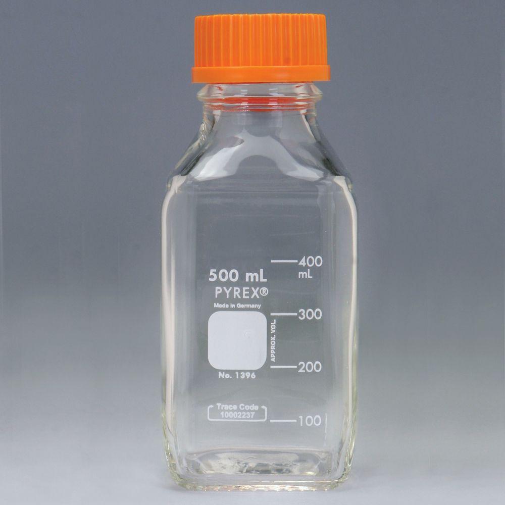 Ml Square Glass Bottles