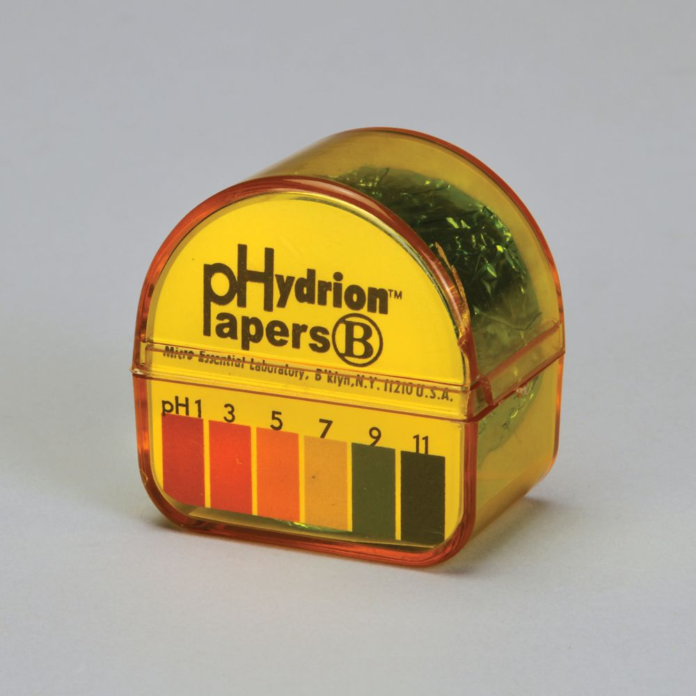 hydrion papers Dy-ph-03 is a two rolls of standard-size hydrion ph paper dynalene offers ph  paper of range 1 - 6 ph and 6 - 11 ph which will help measure the ph of.