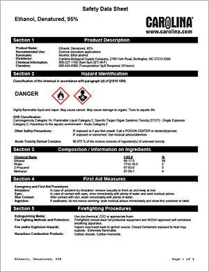 MSDS EZ-Forms-MSDS Material Safety Data Sheet TM & Copyright ...